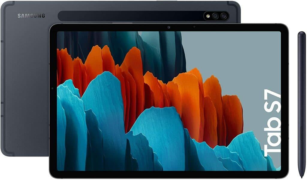 artículo resetear tablet Samsung