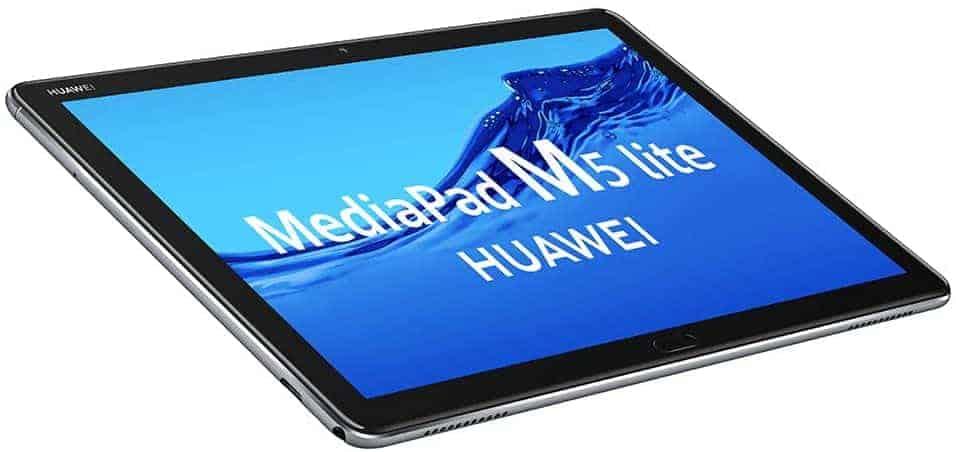 4. Huawei MediaPad M5 Lite