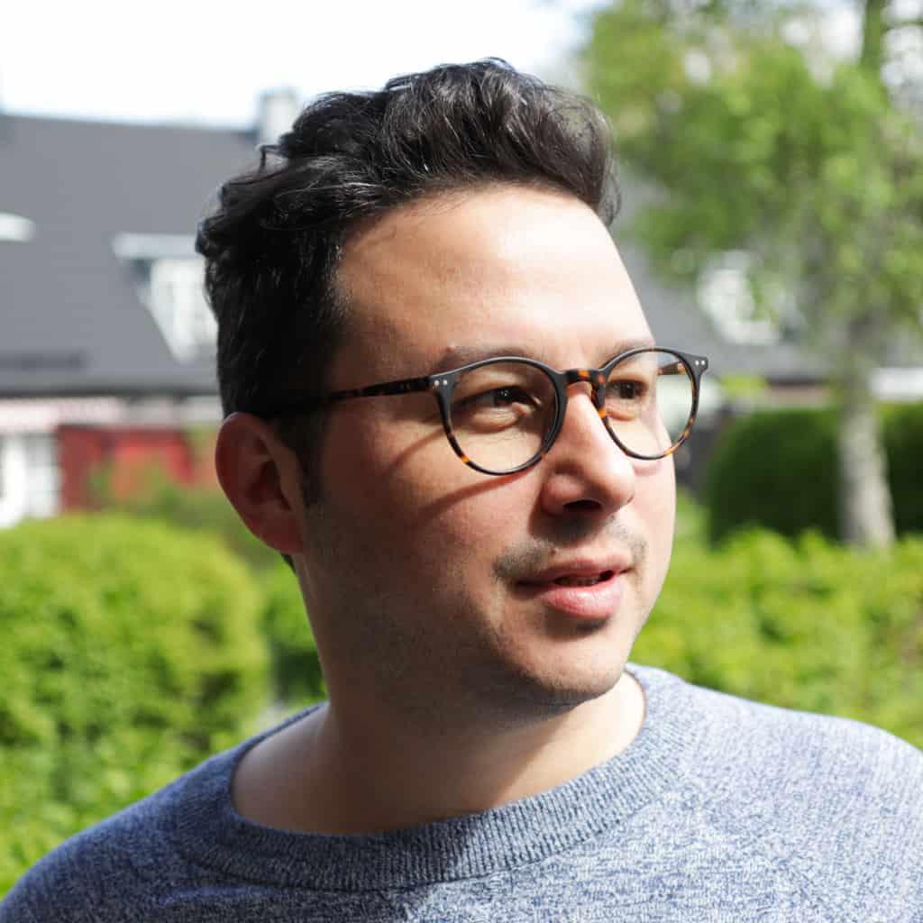 Alfredo Jiminez ingeniero y editor senior en droiders.com