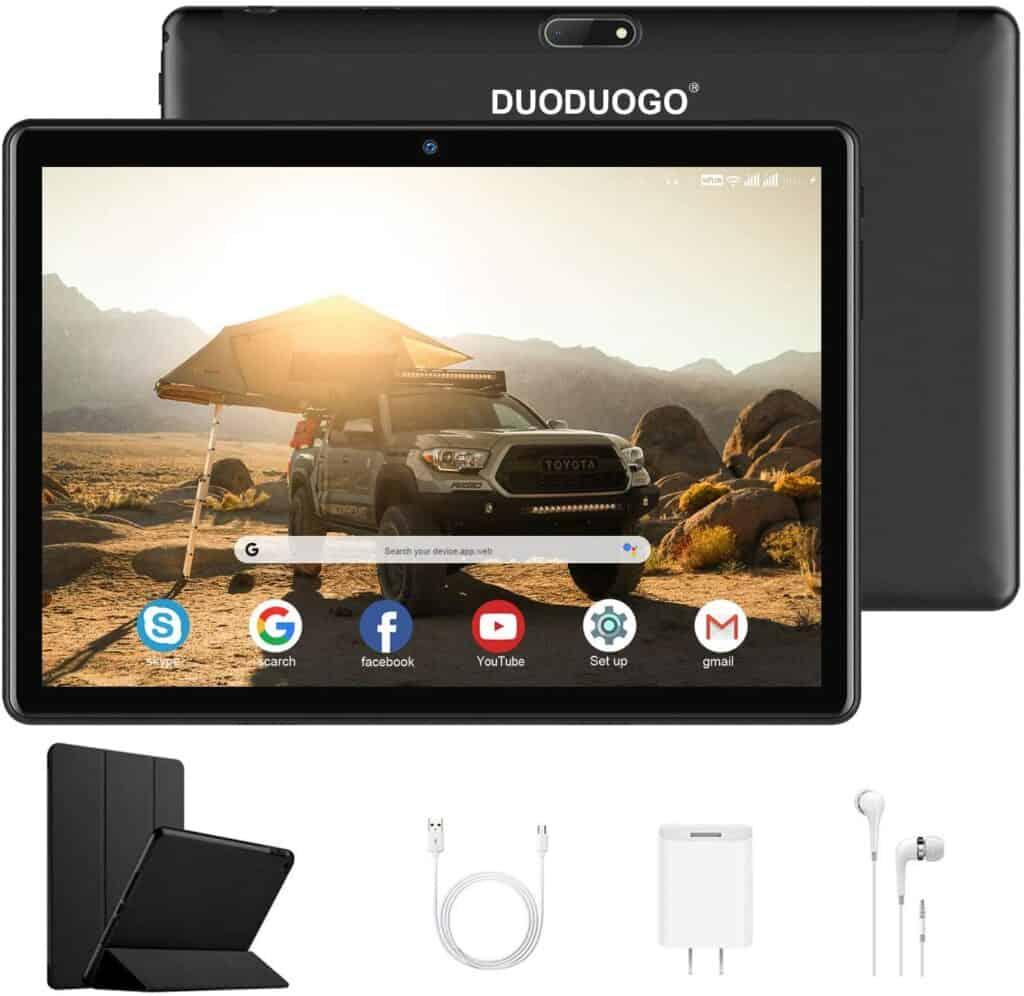 Portada artículo opiniones sobre Tablet Duoduogo g10