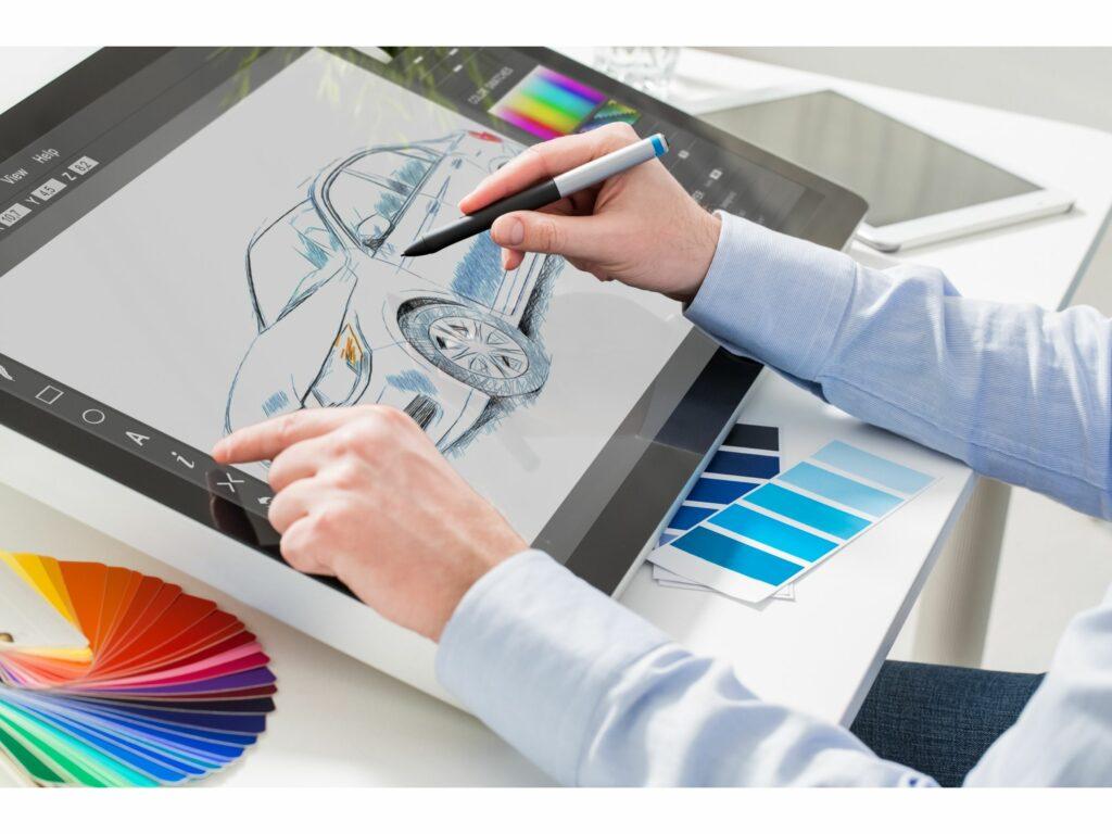 aplicaciones para dibujo en tablet permiten la creación de múltiples capas