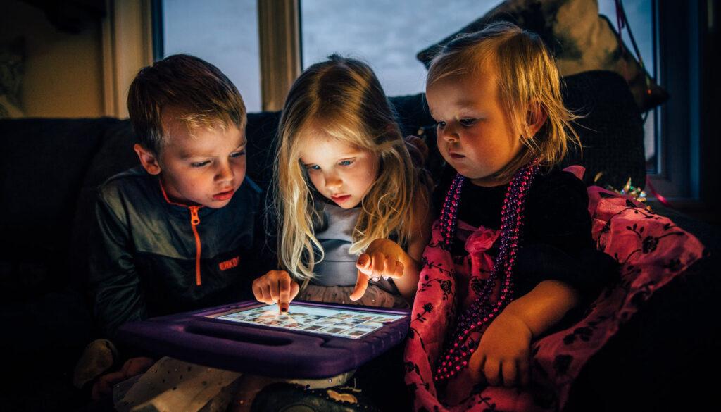 tablet juguete para niños