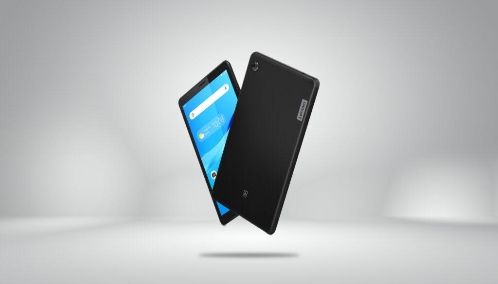se muestra cuál es el tamaño de una tablet de 7 pulgadas