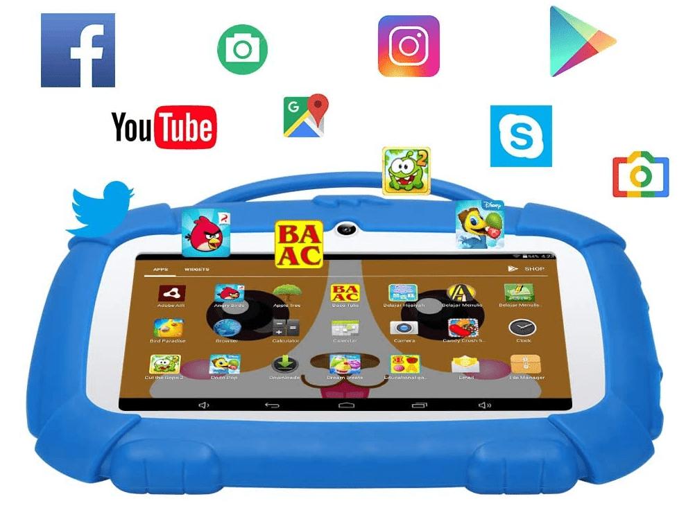 tablet Qimaoo Q718 apps