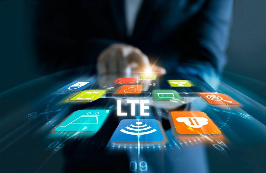 que significa Conectividad LTE en una tablet