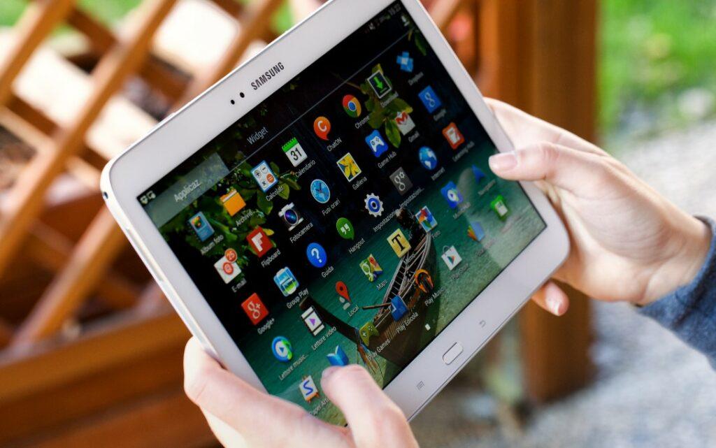 Tablet samsung compatible con mhl