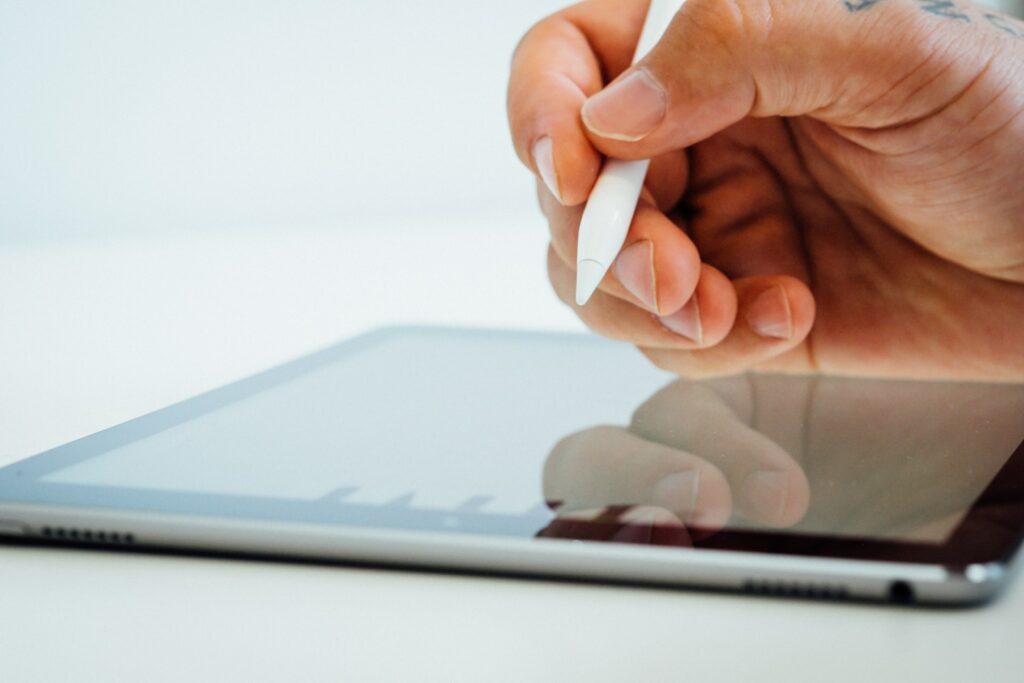 Tablet con lapíz para comprar
