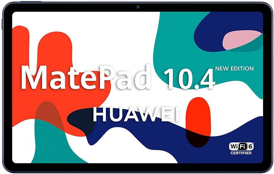 4. La mejor tablet Huawei (sin los Servicios de Google) por menos de 300 euros