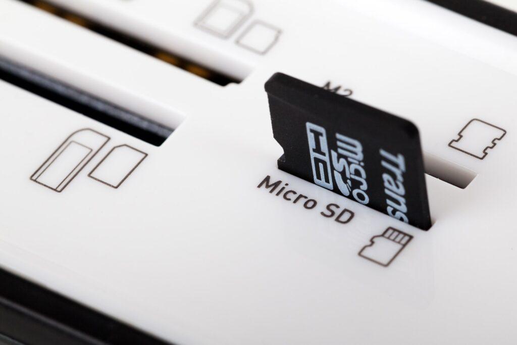 Tarteta SD y MicroSD de calidad