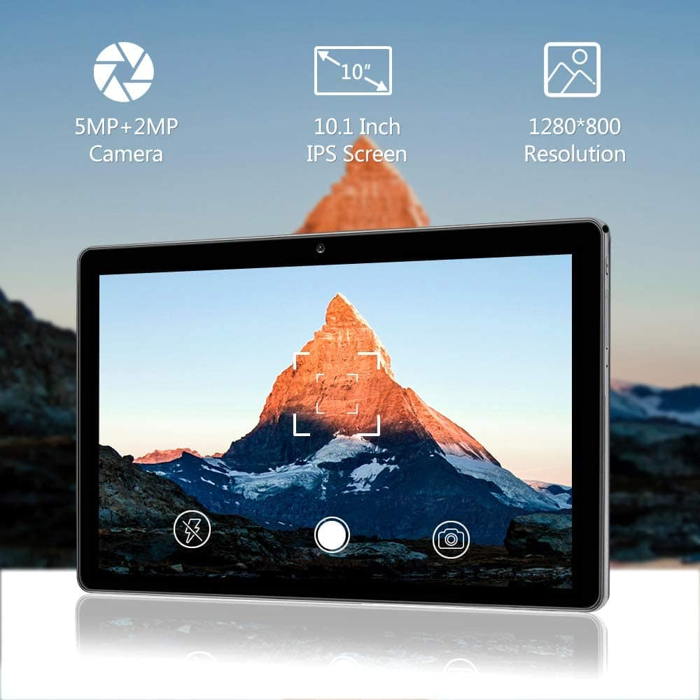 tablet lnmbbs cámara